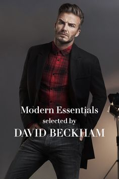 Worn alone or layered under a jacket, the checked shirt is an enduring menswear favorite. | H&M Men's Classics