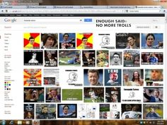 :O Football Troll, Photo Wall, Fun, Photograph, Hilarious
