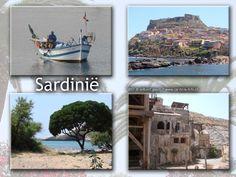 Foto Collages Sardinië - Sardinie-Info.nl