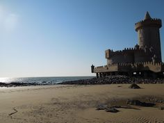 Castle Beach - Weihai, China....probably my second trip with ILP!