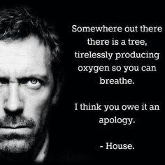 DR.HOUSE citat