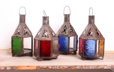 The Taza Moroccan lantern. These cute little lanterns are a favourite with our customers.