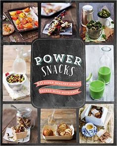 Power Snacks: 50 Super Healthy Snacks Packed with Nutrients Cheap Clean Eating, Clean Eating Snacks, Healthy Snacks, Healthy Eating, Healthy Recipes, Diy Snacks, Gourmet Recipes, Snack Recipes, Road Trip Snacks