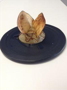 Un nuevo concepto en platos de pizarra. #platosypizarras #slate #ardoises #kitchen #recetas #cook #canalcocina