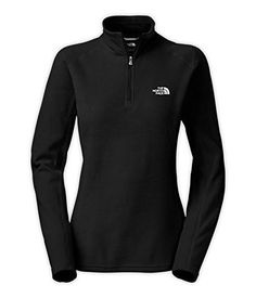 Perfect for layering during cool-weather excursions, this classic fleece is as warm as it is soft. This lightweight and breathable jacket has a quarter zip, allowing you to ventilate during highly aerobic activities. North Face Sweater, North Face Women, Online Clothing Stores, Me Time, Coats For Women, Zip, Jackets, Women's Shirts, Layering