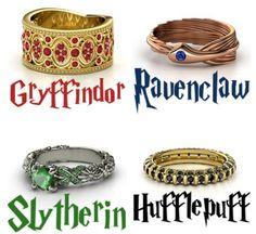 anillo de slytherin - Buscar con Google
