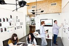 Workplace Strategy in Design: Brightspot Strategy | Projects | Interior Design