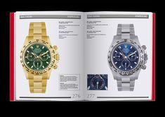 REF. 116508  REF. 116509 Rolex Daytona BOOK DAYTONA: MANUAL WINDING AND OYSTER PERPETUAL   Languages: English, Italian