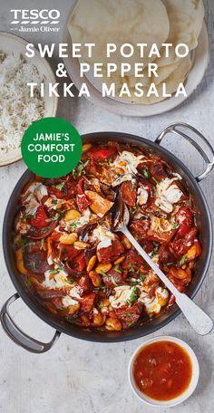 Tasty Vegetarian Recipes, Curry Recipes, Vegetable Recipes, Healthy Recipes, Healthy Food, Vegan Food, Veg Dishes, Vegetable Dishes, Veggie Dinner