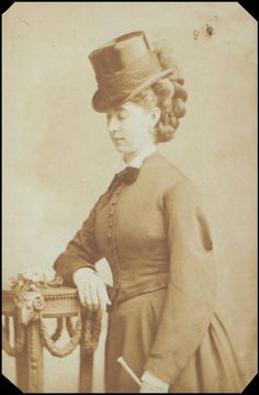 c. 1870s Jenny Hengler. Guy Little Theatrical Photograph (Photograph) | V Search the Collections
