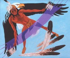 Eagle Dancer by John Fadden kp