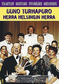 Uuno Turhapuro herra Helsingin herra 1991