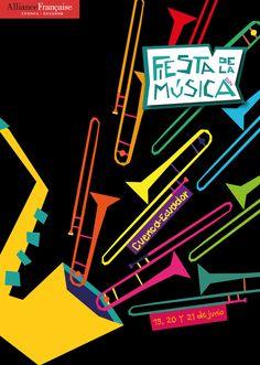 DISEÑO¿Qué transmite la música? Alegría, movimiento y unidad, fueron los tres elementos claves para diseñar la imagen de la Fiesta de la Música 2014.El diseño estuvo dirigido a los cuencanos de todas las edades y géneros.Tomando en cuenta todas las apl…