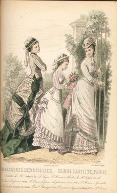 1876 Magasin des Desmoiselles