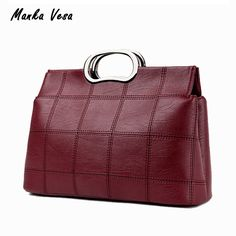 2017 Fashion Women Bag Luxury Brand PU Leather Women Messenger Bags Shell Bag Ladies Handbags New Woman Leather Handbags Sacs