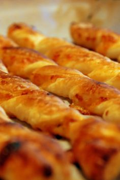 Weight Watchers Crisp-And-Spicy Cheese Twists Recipe - 1 WW point