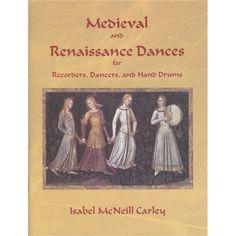Medieval and Renaissances Dances ( 803011), Recorder Song Books & Sheet Music for Kids | West Music