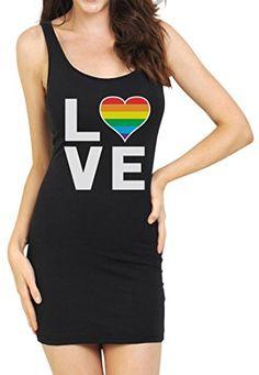 Gay Love - Rainbow Heart Gay & Lesbian Pride Tunic Dress ... http://www.amazon.com/dp/B010R2Y23Q/ref=cm_sw_r_pi_dp_i2xpxb1PEBHBN
