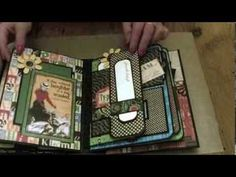 ▶ Love & Laugh Typography Photo Album and on line workshop - YouTube