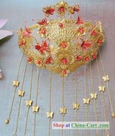 Traditional Chinese Wedding Phoenix Crown