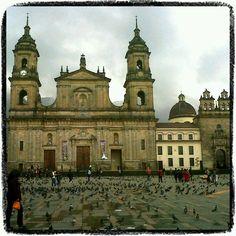 @SocialMediaWeek #InstagramYourCity Bogotá is the best!! @SMWBOG Catedral Primada de Bogotá! Hermosaa! pic.twitter.com/8NKOFfTv by @pedrolmunozc