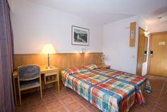 Double room of Hotel Aakenus Rovaniemi