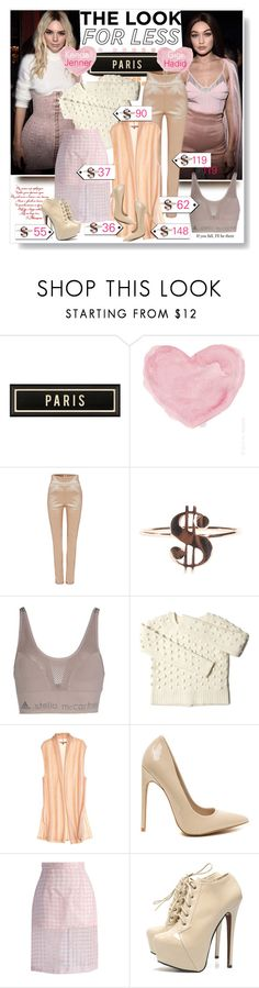 """""""The Look for less"""" by mairoula4189 on Polyvore featuring Spicher and Company, French Country, adidas, Calypso St. Barth, Chicwish and AX Paris"""