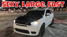 2018 Dodge Durango SRT Review from a Fat Guy's Perspective Amarillo Texas 2018  Dodge Durango Srt 2018 Dodge Durango SRT Review from a Fat Guy's Perspective.  I borrowed this Durango from Corey from Driveway Demons.  Check out his channel for more Durango and Hellcat... 2018 Dodge, Dodge Durango, Demons, Utah, Perspective, Channel, Texas, Guys, Check