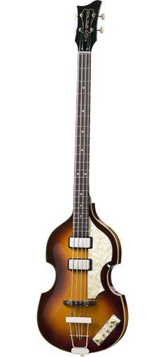 Hofner Violin Bass - Vintage '61 'Cavern'