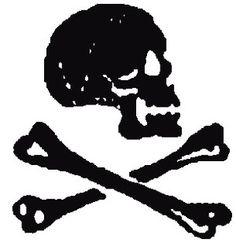 pirate skull & crossbones