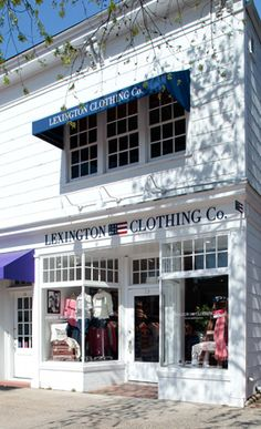 Lexington concept store East Hampton, Long Island, NY