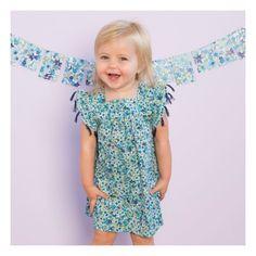 Multi-colour floral sleevless dress