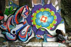 HITOTZUKI http://www.widewalls.ch/artist/hitotzuki/  #murals #painting