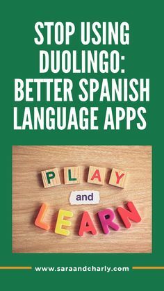 Spanish Language APPs, games, trivia and fun for all ages and levels - all FREE to use