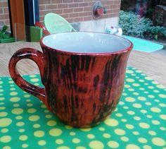 Mug Painted By Customer