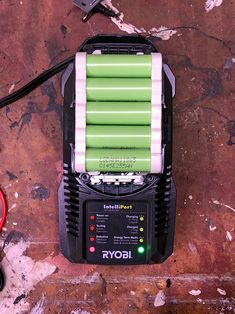 Have a Cordless Tool Battery Won't Recharge? You Can Fix That.The Art of Doing Stuff Cordless Drill Batteries, Ryobi Battery, Cordless Tools, Lead Acid Battery, Key, Charger, Epsom Salt, Hydroponic Systems, Aquaponics Plants
