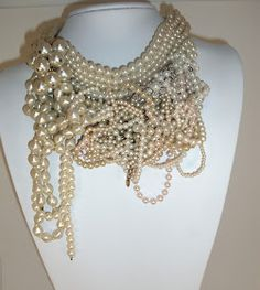Paris Montana Vintage Eclectic Salvage Jewelry: Paris Montana Jewelry