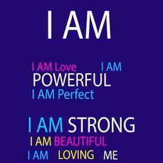 """Cuando decís """"yo soy""""todo el Universo está esperando que vas a decir a continuación... """"Yo Soy Amor Fuerte SaludableYo soy Luz """" Yo soy la que soy y la que elijo SER"""" #patogilvillalobos #happyartbypato #inspiracion #inspire #inspirit #mensaje #mensajedeldia #inspirarte"""
