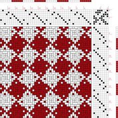 draft image: Page 165, Figure 2, Orimono soshiki hen [Textile System], Yoshida, Kiju, 8S, 8T