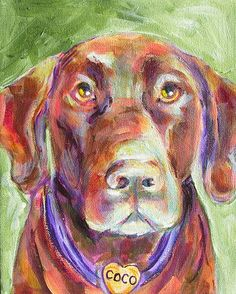 Coco Painting  - Coco Fine Art Print