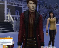 Sims 4 occult mods