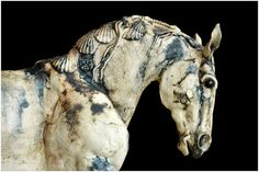 Elaine Peto Horse ~ I instantly thought of capall uisce ~ Scorpio Races