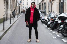 Recent Street Styles at Paris Fashion Week 2016 Fall/Winter
