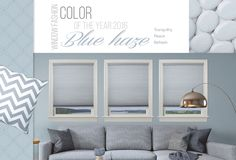 All Linen Weave Cellular Shades Are Made With an Eco-Friendly Process