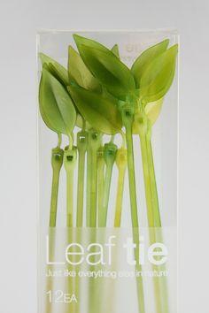 [Luf Design - Leaf Tie]
