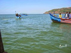 Rhapsody in Blue: Goa Travelogue Day 2