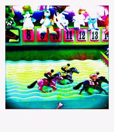 Horse Race Game, Horse Racing, Carnival Games, Carnival Ideas, Sports Betting, Art Photography, Kids Rugs, Horses, Queen