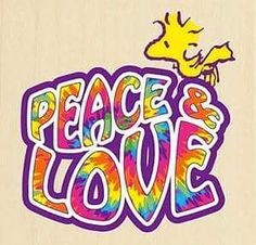 Hippie - Peace & Love