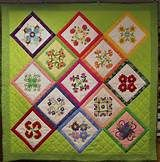 May 2015 Stars and Pinwheels from Desertsky Quilting