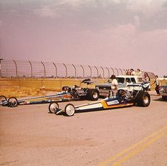 1977 NHRA WORLD FINALS